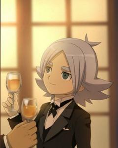 fubuki shirou from inazuma eleven <3