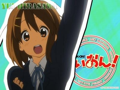 I look like Yui Hirasawa ^_^
