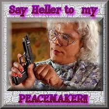 when tyler perry plays madea.... hilarious