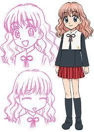 Anna from Gakuen Alice...