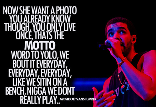 currently itz the Motto Von erpel, drake ft lil wayne. i like it cuz drizzy nd weezy iz one of the best combos since pb nd jelly.