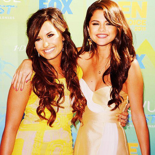 Mine...Neon Dress and With Star (Demi L.)