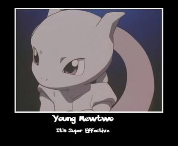 Mewtwo!