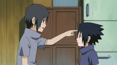 Itachi Sasuke!