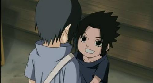 Sasuke >w<
