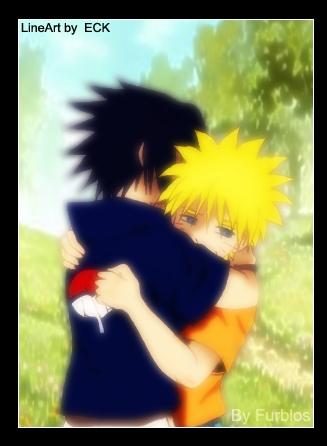 Sasuke AND Naruto XD