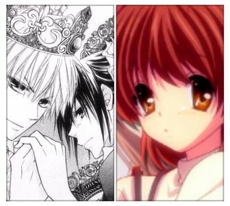 Kiachou wa maid sama and Clannad
