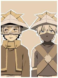 Kakashi and Obito ^-^