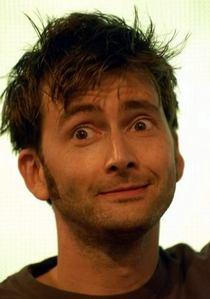 "Umm......Ok.... David says, ""Well, if te say so!"""