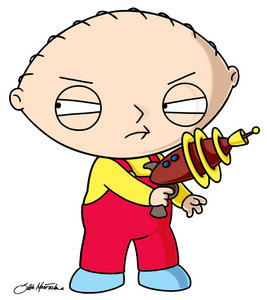Stewie He Is Awesome! :)