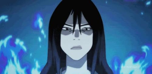 Azula, Paranoid, brother hating, devious, ect.