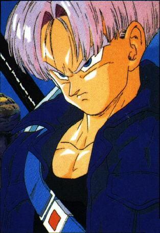 Good, I hate chocolate. So does Trunks.