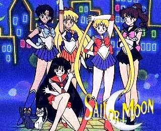 Sailor Moon (not best picture)