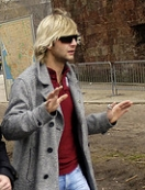 Where did Keith Harkin come from :C