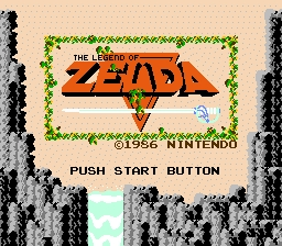 The Legend of Zelda. ;P The original. But my favori is A Link to the Past and Twilight Princess.