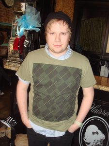 No, I will Любовь Patrick forever and ever and ever! <3