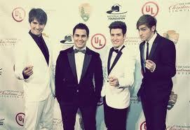 big time rush in SUITS/スーツ