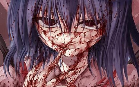 Post a picture of a creepy girl. - Anime Answers - Fanpop