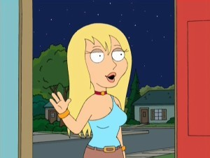 fine... jillian from family guy