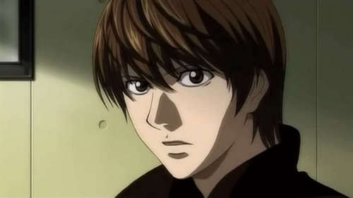 Light Yagami. He's so horrible... D: