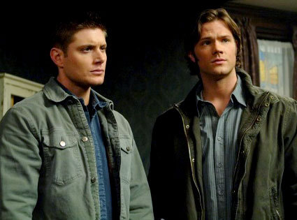 I'm totally fan of supernatural