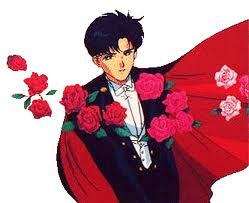 this is SO OBVIOUS! TUXEDO MASK FROM SAILOR MOON
