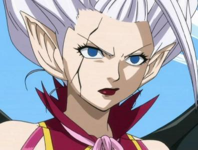 they say mirajane hmmmfff.....because i'm naturally sweet and nice but once anda make me mad you'll be lucky if anda ran away with 3 broken bones i'm naturally a demon