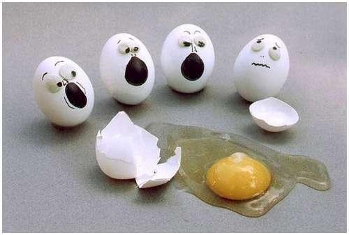 eggs..... -.-