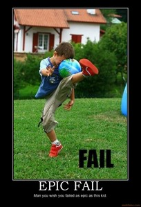 poor little kid lolz
