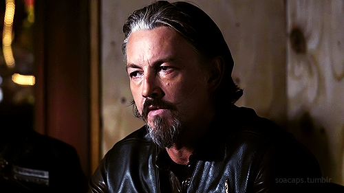Team I don't care about Hunger Games....so Team Chibs just cause he's an awesome biker dude.
