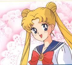 sailor moon because it's funny and it has alot drama