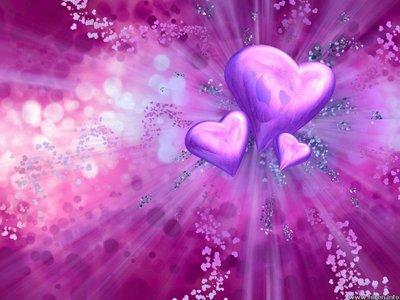 Purple Hearts, Color