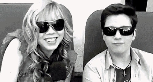 """my ship is Sam & Freddie aka seddie from icarly . Most of the stars of the show dont really Like the fanwars . they wont the show to be more about  a pre teen comedy.   Nathan & jennette  are'nt really into the idea of seddie & would both rather have subby on the show witch is sam & gibby . another reason is casue they say its like kissing there bother or sister .  another reason is casue of { Jathan }witch is the idea of them together in real life . & all the hate nathan's GF gets .  """"But it doesnt matter they dont really a say so """"   besides seddie is the only ship to canon on the show"""