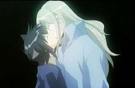 Ritsuka & Soubi from Loveless.