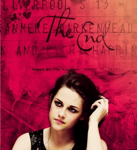 My icona has always been and always will be Kristen Stewart!