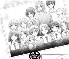 "I think আপনি would like ""Gakuen Alice"" ~ It's about this academy for those gifted with special powers xx আপনি may also like: - Fruits basket - Shugo Chara"