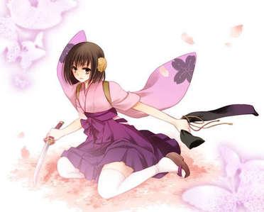 Japan's genderbend, Sakura Honda~!