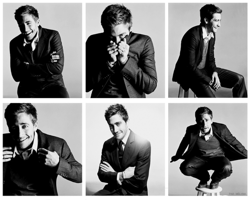 Well... Her name is Jake Gyllenhaal... #1::He is handsome...and Hott.. #2::Smart #3::Funny... He is a actor which have starred in: #1||Prince of Persia #2||Source code... #3||Love and Other Drugs #4}}Donnie Darko #5||Brokeback Mountain and many more... He has Dated with: #1||Taylor Swift... #2||reese witherspoon