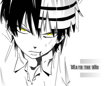 death th kid <3 i mean WHO CANT LUV HIM!? X3