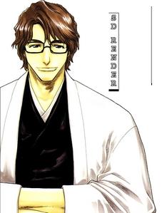 Captain Aizen... :3