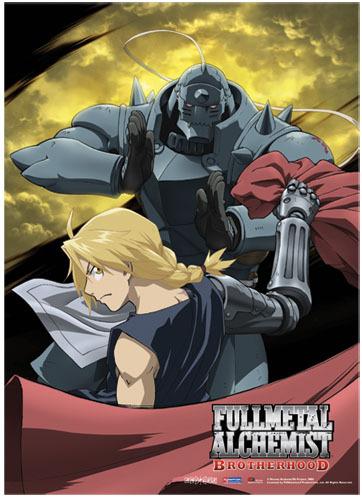 Fullmetal Alchemist Brotherhood (anime)  Fullmetal Alchemist (manga)  (the first FMA anime sucks!)