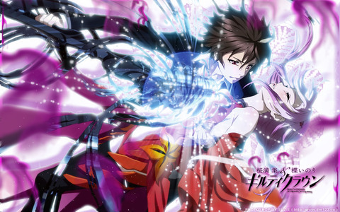 Guilty Crown Is A Really Good Anime It Cool Exciting And Has