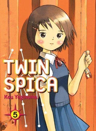 asumi kamogawa from the anime twin spica