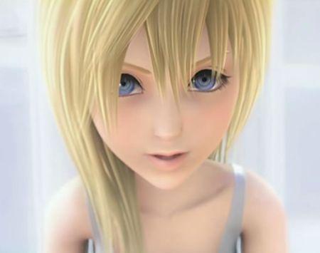 Namine from Kingdom Hearts