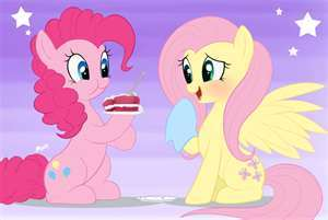 pinkie pie and fluttershy i will pinkie pie peacuase im crazy and i Любовь partys and i be fluttershy beacuse i Любовь Животные and am shy