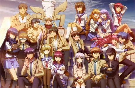 angel beats :)