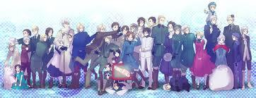 4. hetalia - axis powers