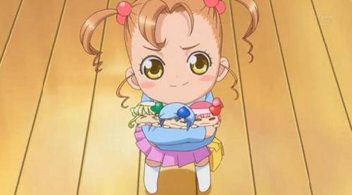 Ami from Shugo Chara! Shes so kawaii~