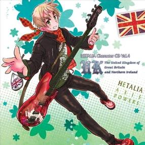 England/Britain the rocker <3 :D