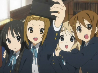 Pretty much the whole K-On cast!